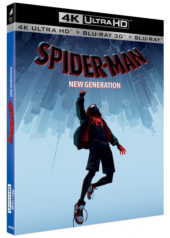 spiderman new generation 4k uhd