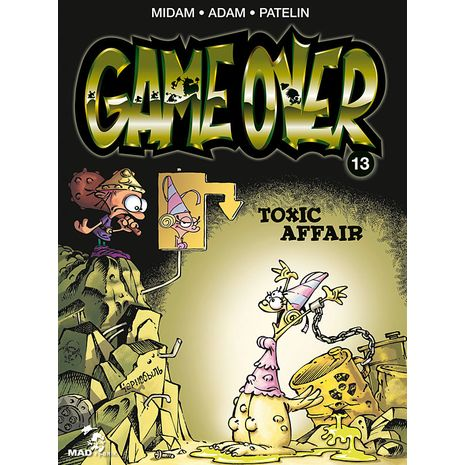 Livres En Francais Toxic Affair Game Over T 13 Rofoca Com
